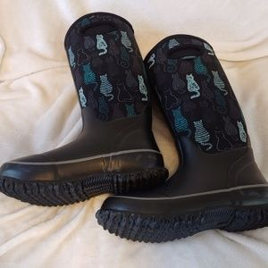Perfect Storm Shoes - 😺Cat-themed Rain/Winter Boots